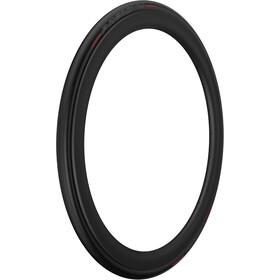 "Pirelli P ZERO Velo TT Road Racing Folding Tyre 28"", black/red"